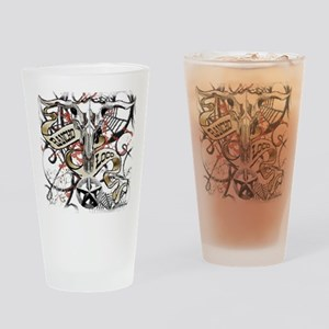 Rancho Loco Drinking Glass