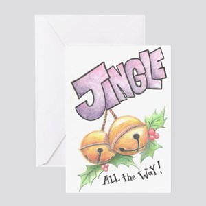 Christmas for Loved One Greeting Card
