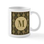 Olive Yeux Monogram Mug