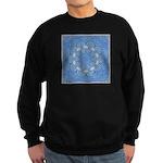 Bleuet Dentelle Calliope Sweatshirt (dark)