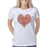 happy life Women's Classic T-Shirt