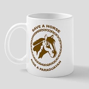 Ride A Paraguayan Mug