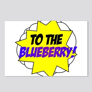 Psych, To The Blueberry! Postcards (Package of 8)