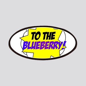 Psych, To The Blueberry! Patches