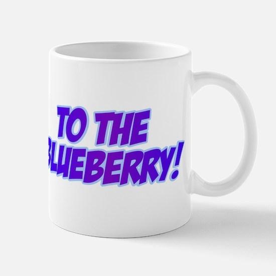 Psych, Blueberry! Mug