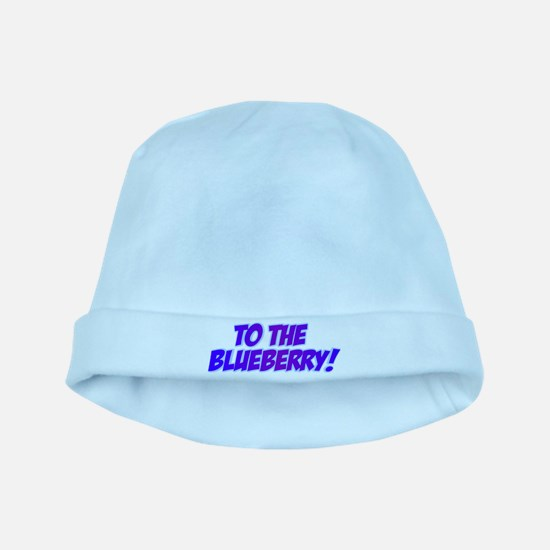 Psych, Blueberry! baby hat