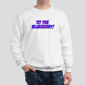 Psych, Blueberry! Sweatshirt