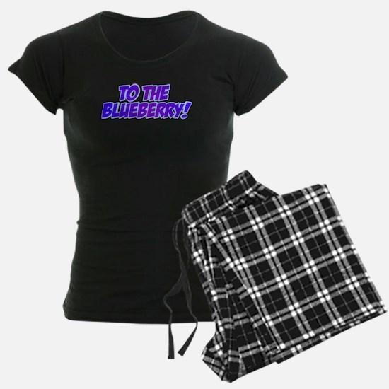 Psych, Blueberry! Pajamas