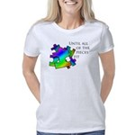 Until all of the pieces fi Women's Classic T-Shirt