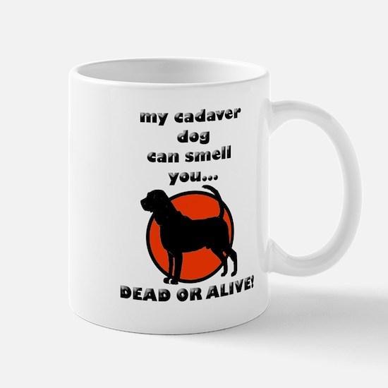Cadaver Dog Mug
