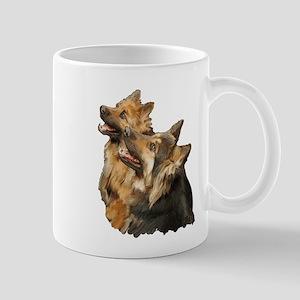 Long coat shepherd Mug