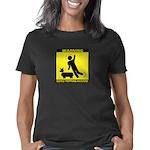 corgihazard_black Women's Classic T-Shirt