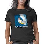 surfing_corgi Women's Classic T-Shirt