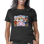 corgi-madhatter Women's Classic T-Shirt