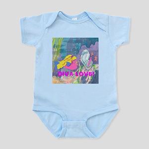 Diva Love! Infant Bodysuit
