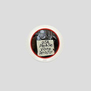 TERRORIST USA Mini Button (10 pack)