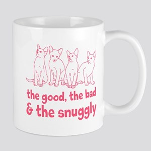 The Snuggly (pink) Mug