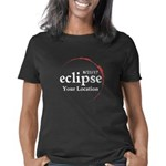 Personalize Eclipse 2017 Women's Classic T-Shirt