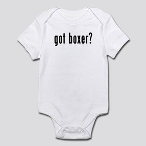 GOT BOXER Infant Bodysuit