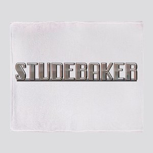 STUDEBAKER Throw Blanket
