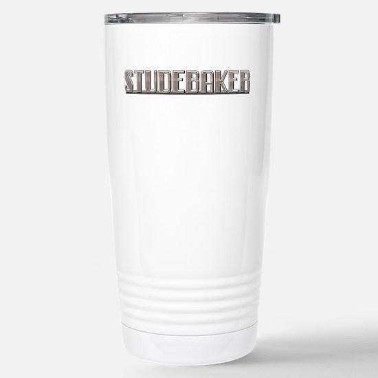 STUDEBAKER Stainless Steel Travel Mug