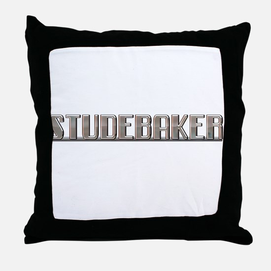 STUDEBAKER Throw Pillow