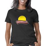 Bacon Sunset Women's Classic T-Shirt