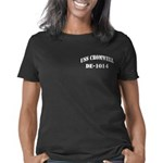 cromwell white letters Women's Classic T-Shirt