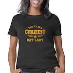 Worlds Craziest Women's Classic T-Shirt