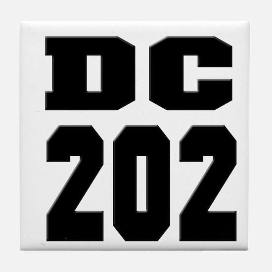 DC 202 Tile Coaster