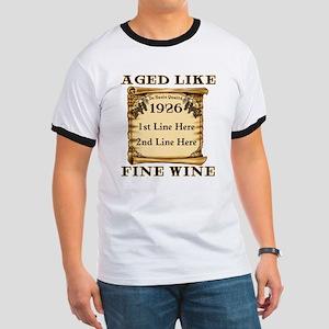 Fine Wine 1926 Ringer T