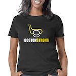 Boston Strong Neon Women's Classic T-Shirt