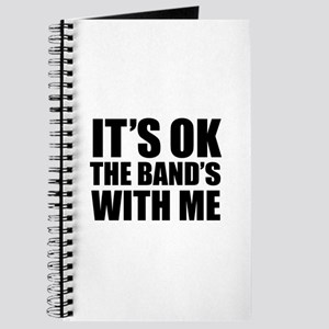 The band's with me Journal