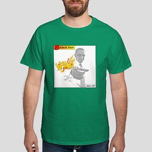 Barack that ass up in 2012 Dark T-Shirt