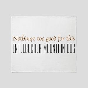 NTG-Entlbucher Mountain Dog Throw Blanket