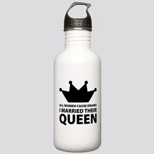 Drama Queen Stainless Water Bottle 1.0L