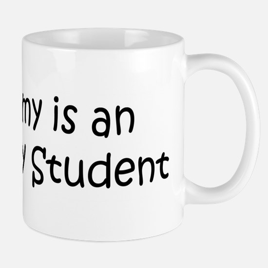 Mommy is a Optometry Student Mug