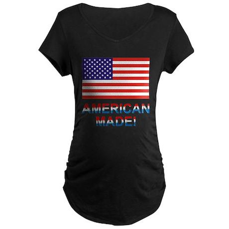 American Maternity Dark T-Shirt