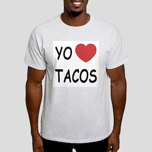 Yo amo tacos Light T-Shirt