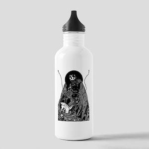 Clarke Poe Vignette 11 Stainless Water Bottle 1.0L