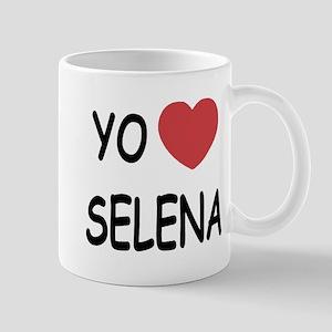 Yo amo Selena Mug