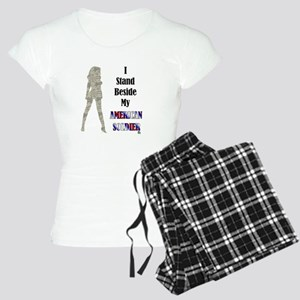 American Soldier Women's Light Pajamas
