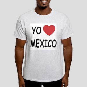Yo amo Mexico Light T-Shirt