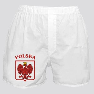 Polish Eagle / Polska Eagle Boxer Shorts