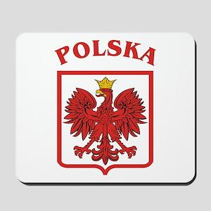 Polish Eagle / Polska Eagle Mousepad