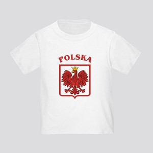 Polish Eagle / Polska Eagle Toddler T-Shirt