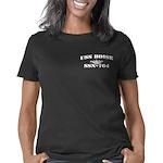 boise white letters Women's Classic T-Shirt