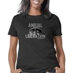 animal-liberation-06 Women's Classic T-Shirt