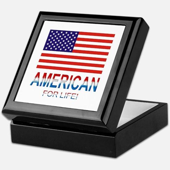 American Keepsake Box