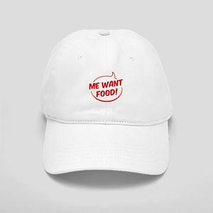 Me want food! Cap